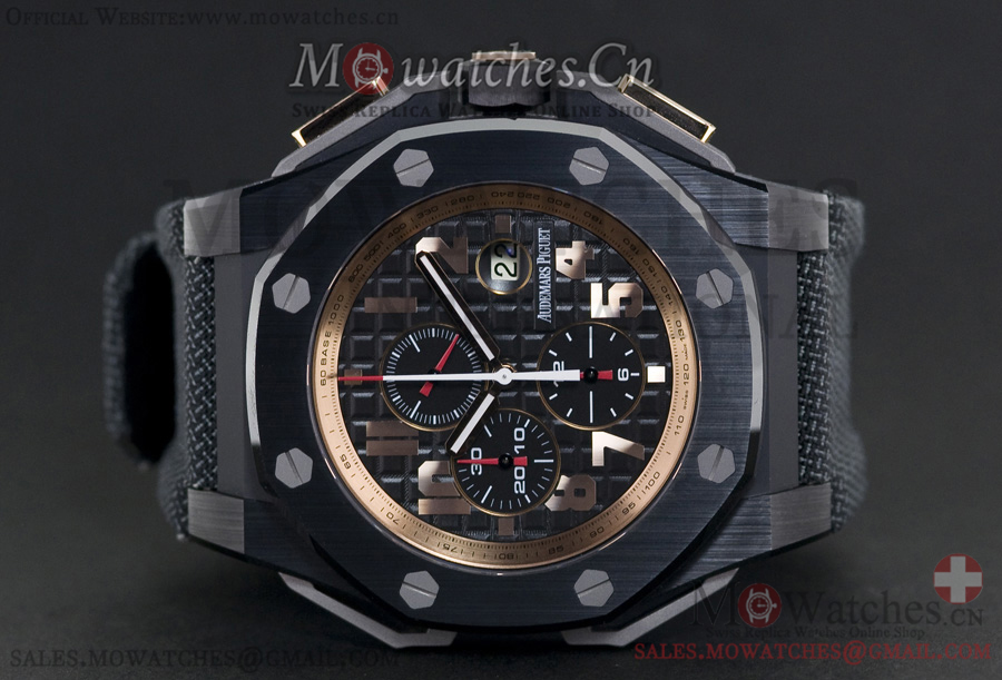 Audemars Piguet Royal Oak Offshore Terminator 3 Replica Watches