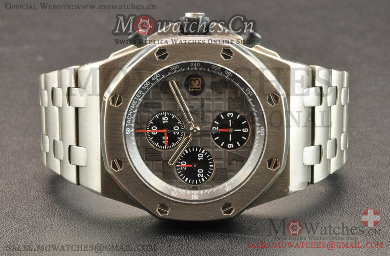 Audemars Piguet Royal Oak Offshore Titanium Replica Watches